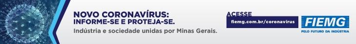 FIEMG - Novo coronavírus, proteja-se